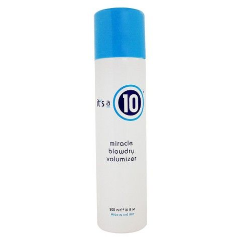 Miracle Blowdry Volumizer   It's A 10