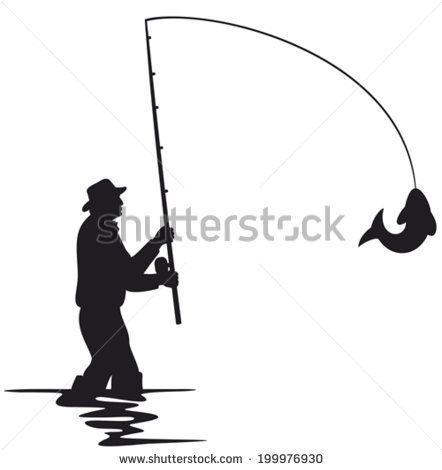 Resultado De Imagen Para Pesca Con Mosca Stencil Tatuajes De Pesca Pesca Logotipo De Peces
