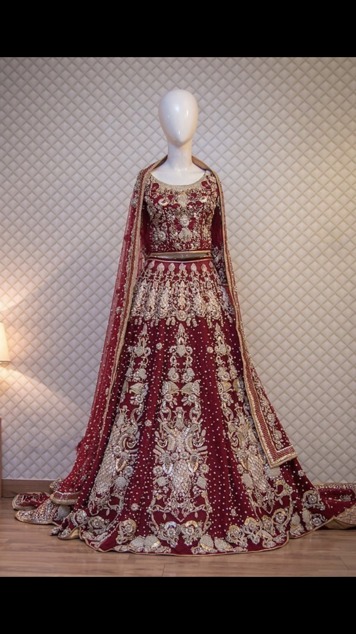 Pin by MahaRani Couture™ on Collection Indian bridal