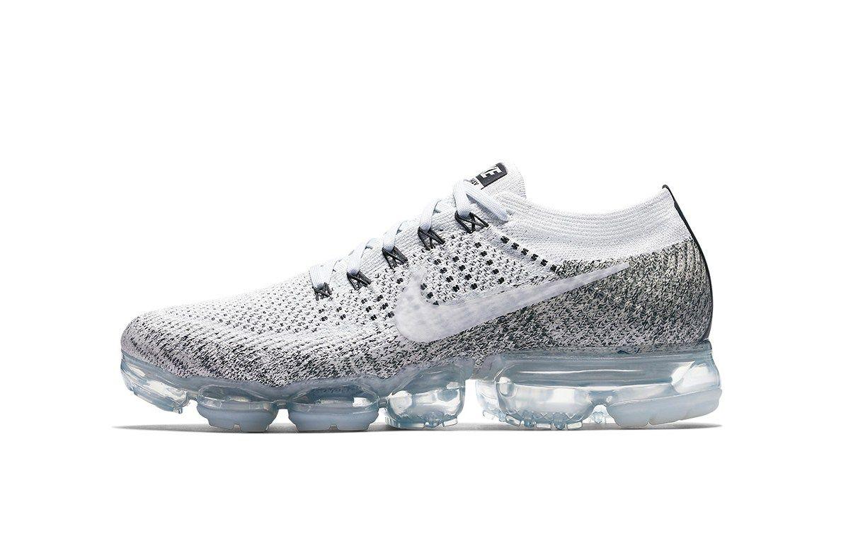 Sneakers fashion, Nike vapormax flyknit