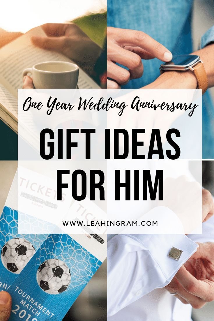 Easy Anniversary Gifts By Year and Theme 1st anniversary