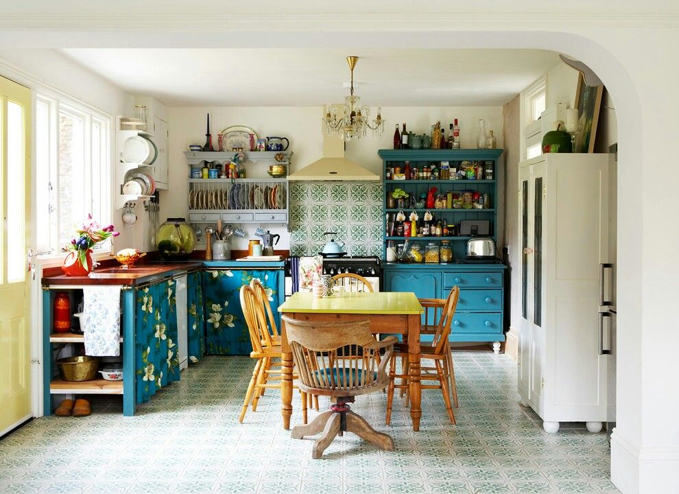 pin by jo edser on kitchen freestanding kitchen quirky kitchen eclectic kitchen on kitchen ideas quirky id=16563