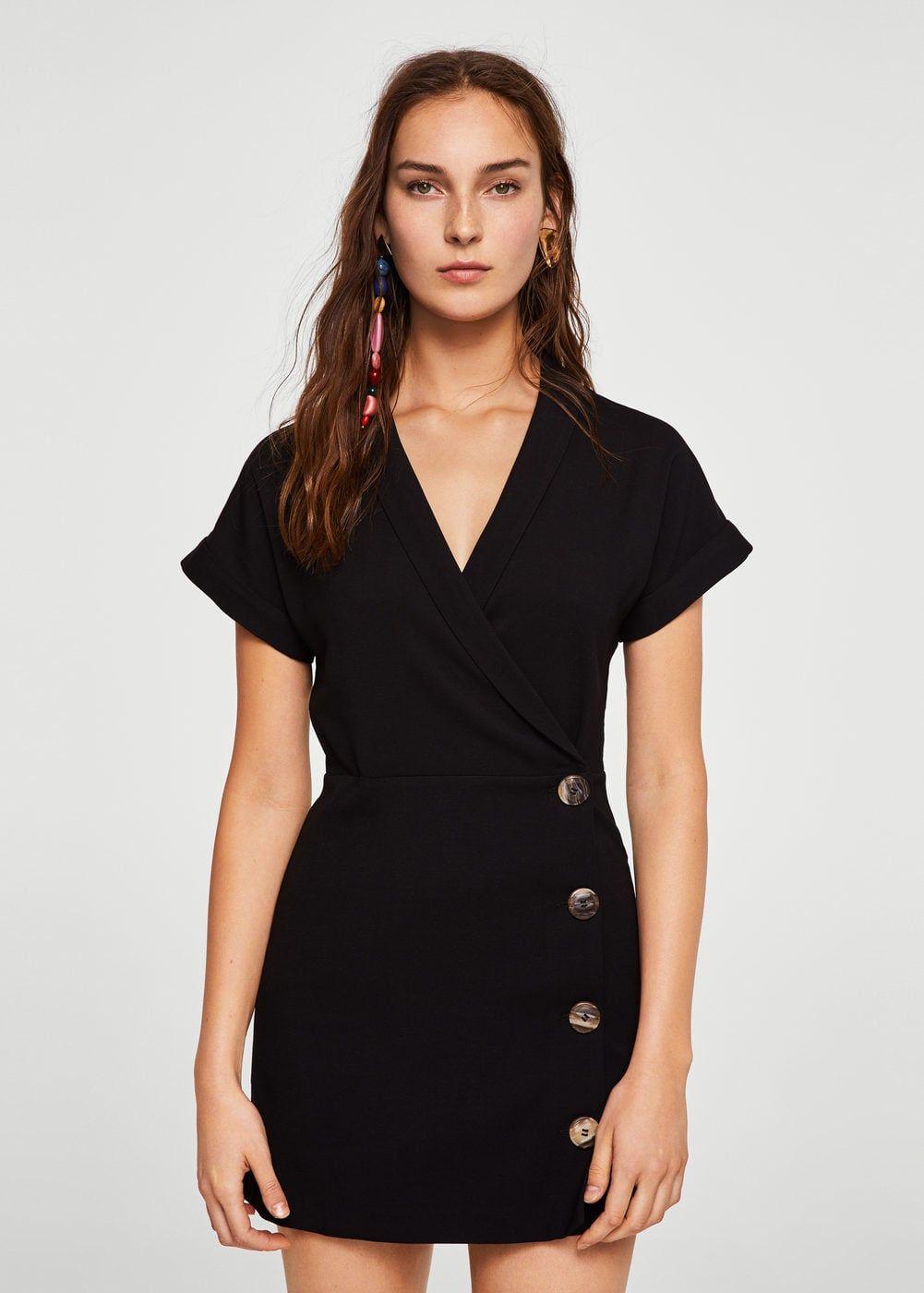 Short buttoned dress - Women   Home  Living   Pinterest   Dresses ... e3efc2f541