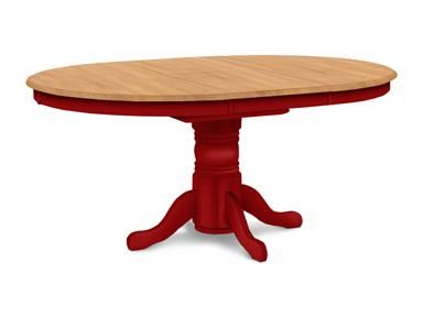 Shop+for+John+Thomas+Butterfly+Leaf+Pedestal+Table+(top+only)+/+Turned+Pedestal,+T-4848XBT+/+T-48XB,+and+other+Dining+Room+Dining+Tables+at+Whitewood+in+Thomasville,+NC.+Butterfly+Leaf+Pedestal+Table+(top+only)+/+Turned+PedestalHalf+bullnose+edge+&+metal+cable+glides,+Also+available+with+T-7XB+Transitional+Pedestal+or+T-10XB+Java+Pedestal.