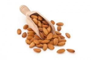 chipotle brown sugar almonds
