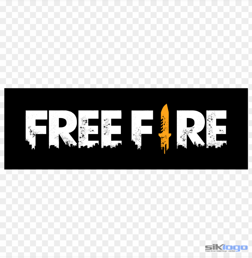 Free Fire Png Logo Png Image With Transparent Background Png Free Png Images In 2020 Free Png Logo Banners Fire Image