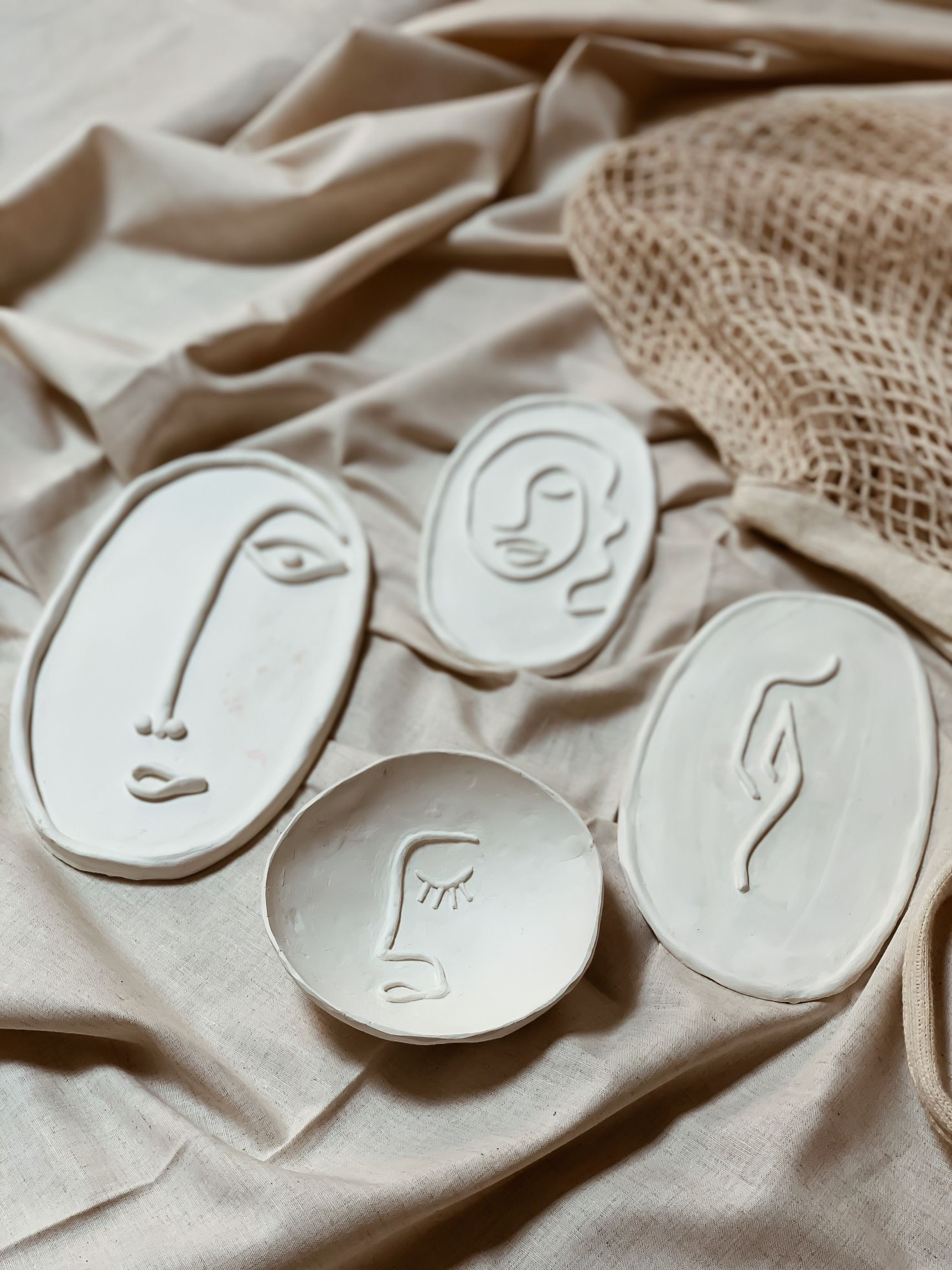 Photo of How To: Make These Clay Plates
