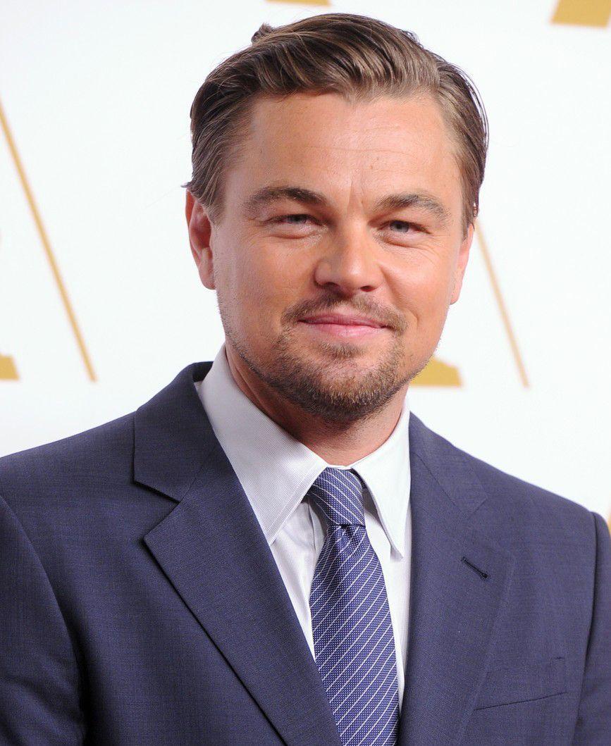 the wolf of wall street Leonardo DiCaprio