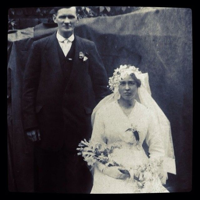 Kit and Tom, 1919 @2014 September Pictures