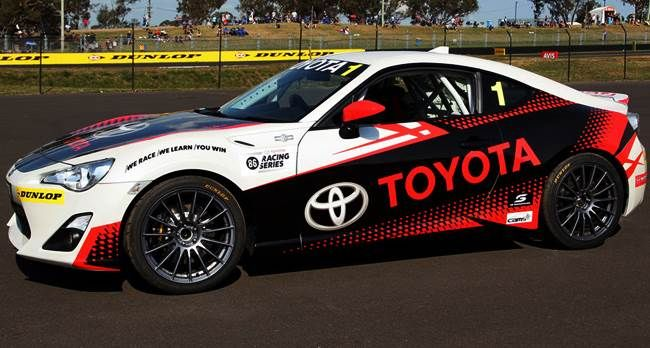 Toyota 86 racing series to offer 125k prize