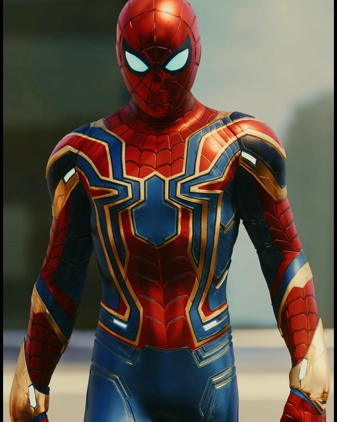 spidey Suit Series  iron Spider Suit 📸  Gametography
