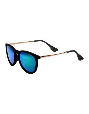 Óculos de Sol Espelhado Mackage A119A - Preto Veludo   sunglasses ... 15f63f3b6a
