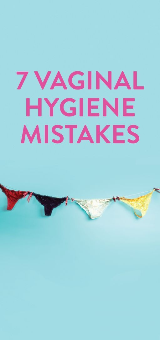 We Heart It 7 Vaginal Hygiene Mistakes  Home Made -4229