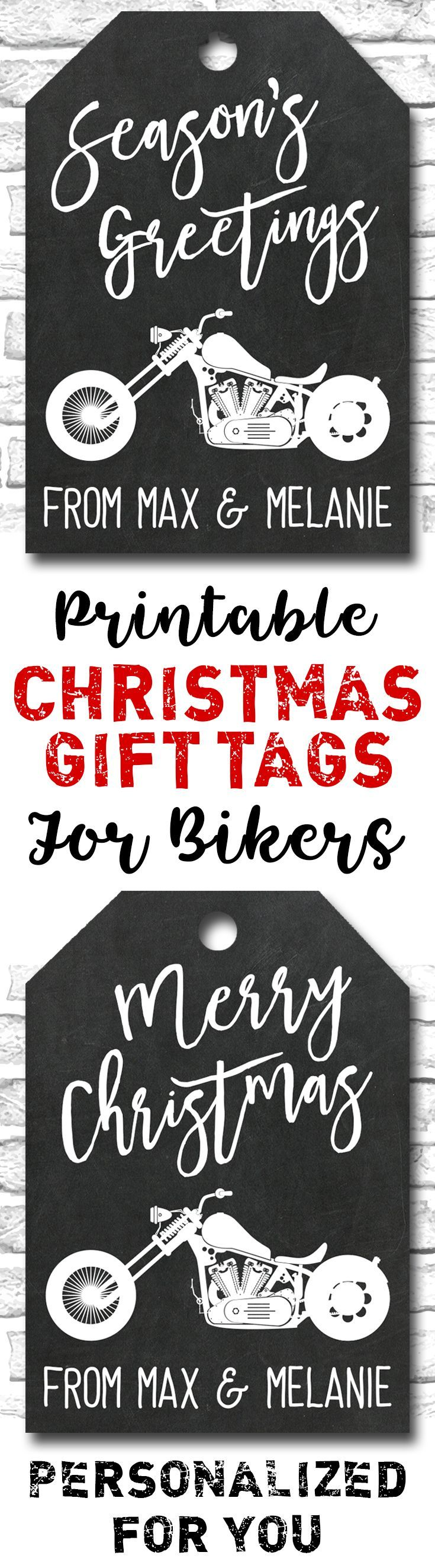 Pin by Heidi K on Printables | Pinterest | Gift tags, Christmas gift ...