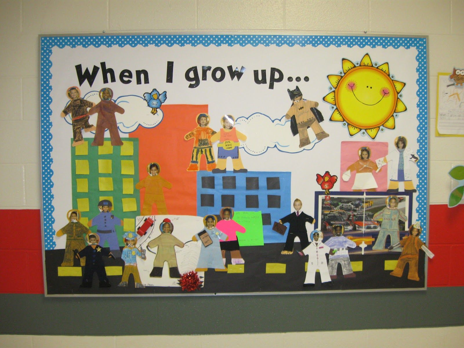 pirate bulletin boards for daycare | Our family project ... - photo#38