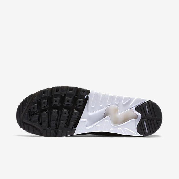 low priced fb53d f4a31 Chaussure Nike Air Max 90 Pas Cher Homme Ultra 2 0 Flyknit Noir Noir Blanc  Noir