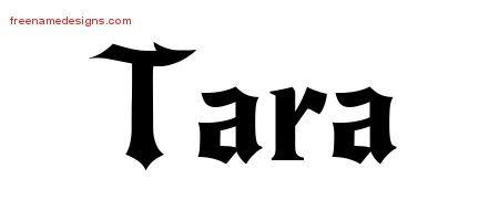 Gothic Name Tattoo Designs Tara Free Graphic Free Name Designs Name Tattoo Designs Name Tattoo Name Design