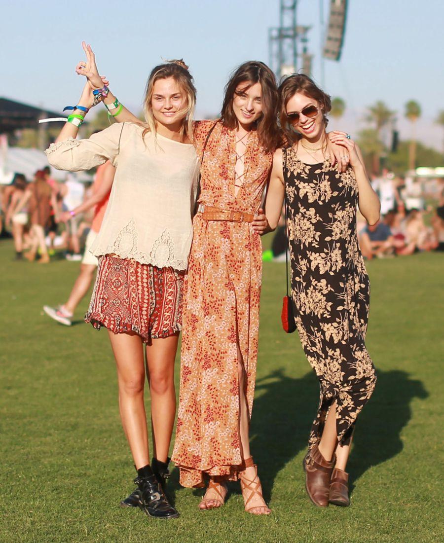 the ultimate coachella style guide  boho festival fashion