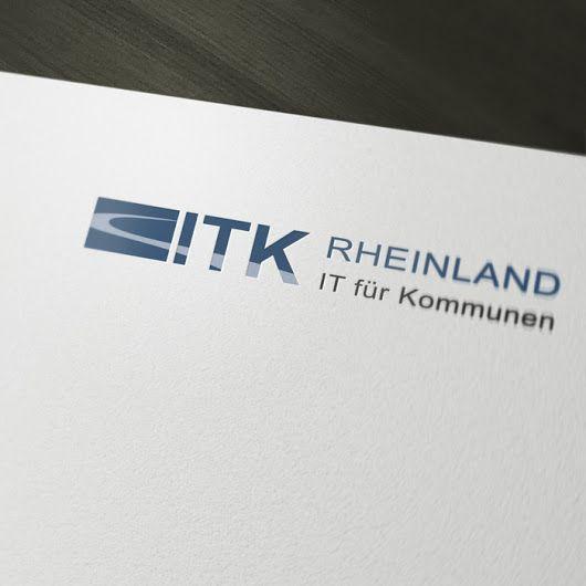 Logogestaltung - ITK Rheinland IT für Kommunen