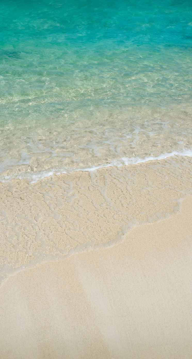 iPhone 5s Wallpaper beach ocean sand iPhone Wallpaper