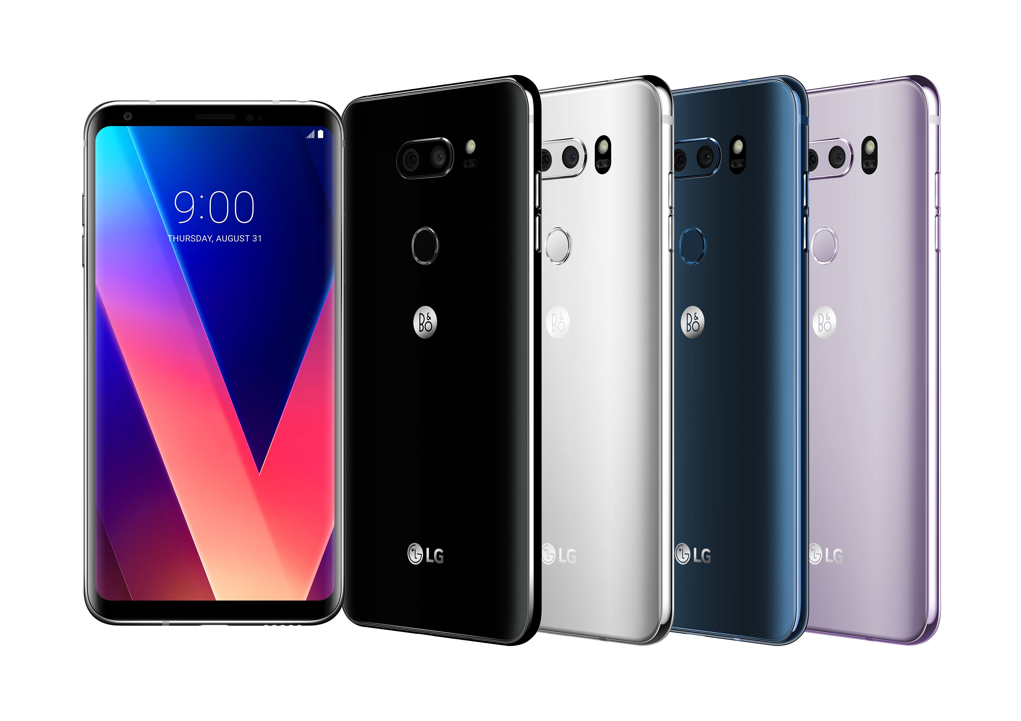 LG has launched the flagship the pany s latest attempt to break the high end smartphone market dominated by the likes of Apple and Samsung