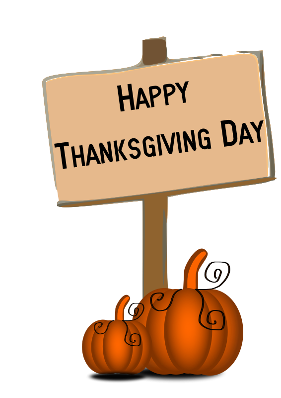 Happy Thanksgiving With Images Happy Thanksgiving Sign