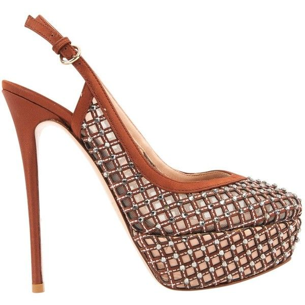 Pre-owned - Cloth heels Valentino lPW9RMy