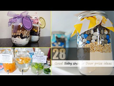 Good Baby Shower Door prize ideas - YouTube