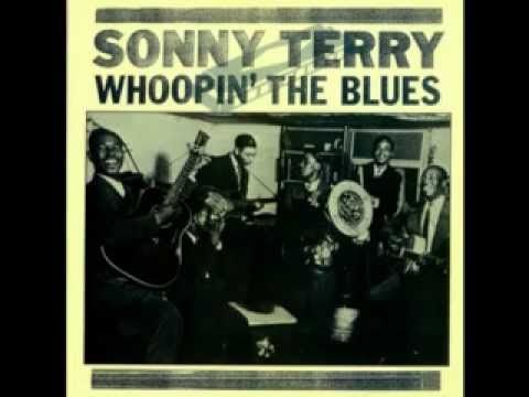 Sonny Terry and Johnny Winter-Whoopin' the Doop