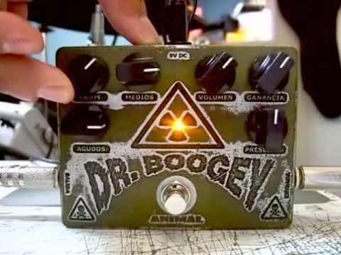 Dr. Boogey - YouTube