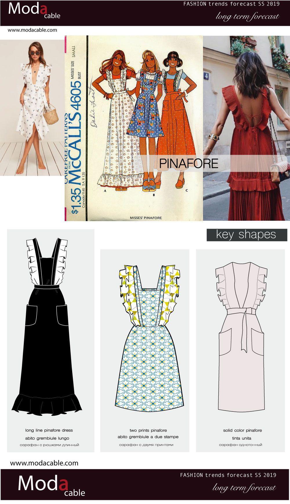 SS 2019 pinafore   Soooo Trendy!   Fashion, Fall fashion ...