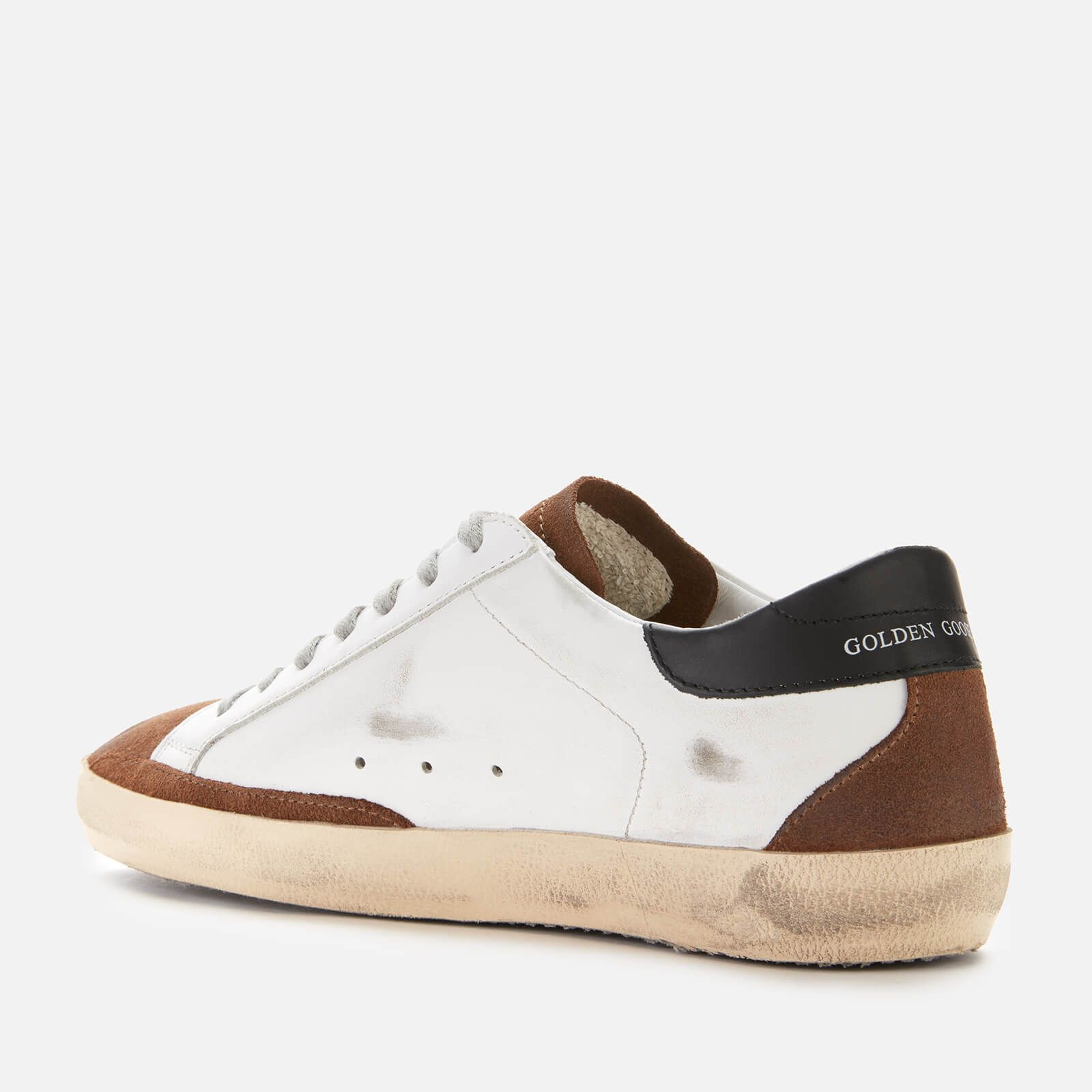 Golden Goose Deluxe Brand Men's Superstar Leather Trainers