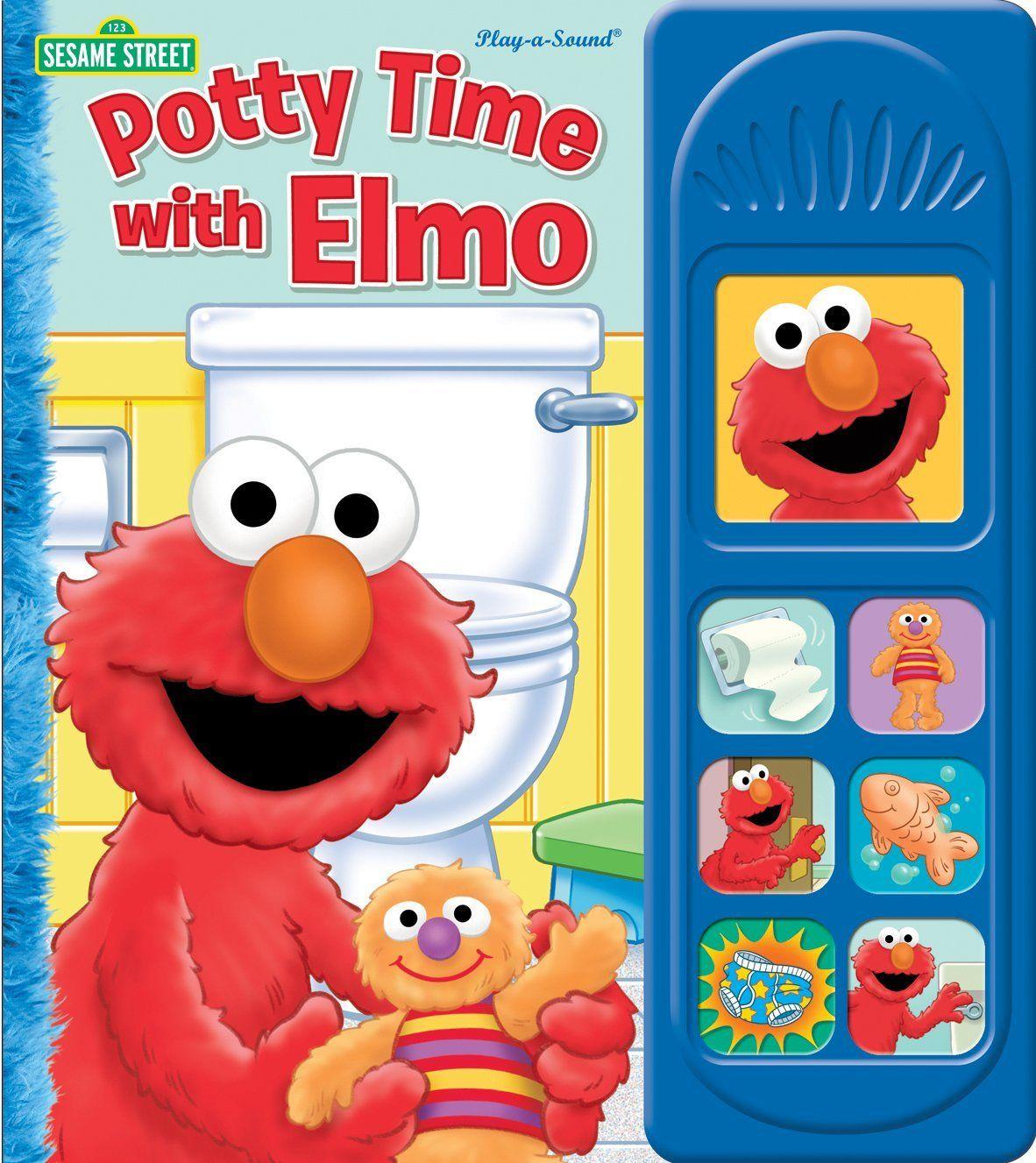 sesame street potty time with elmo 1 2 3 sesame street