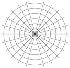 Circle Dividing Templates. Here is a link: http://www ...