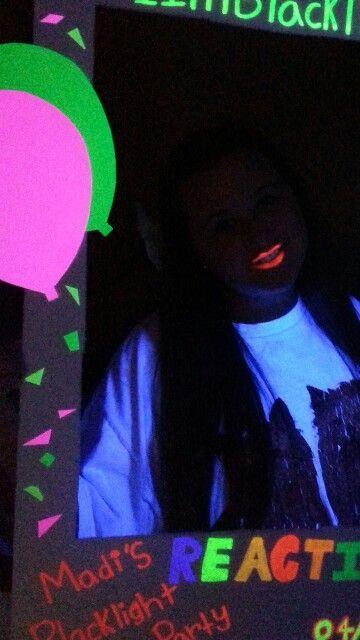Blacklight make up | Black light, Joker, Fictional characters