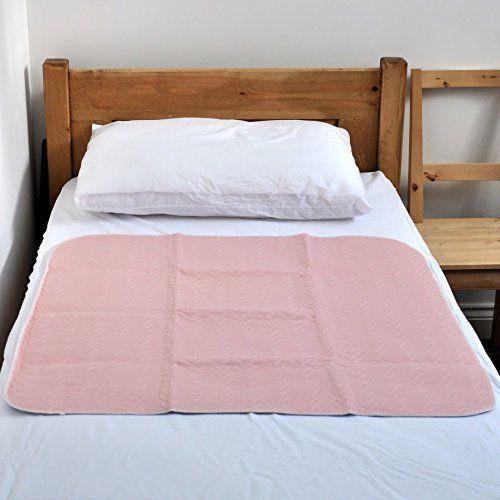 Incontinence Washable Bed Pad Twin Pack Sonoma Https Www Amazon Co Uk Dp B01atktvjq Ref Cm Sw R Pi Dp X B37xzbge8nepa Bed Pads Uk Mattress Mattress Store