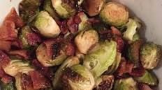 Brussels Sprouts with Bacon Recipe : Rachael Ray : Food Network