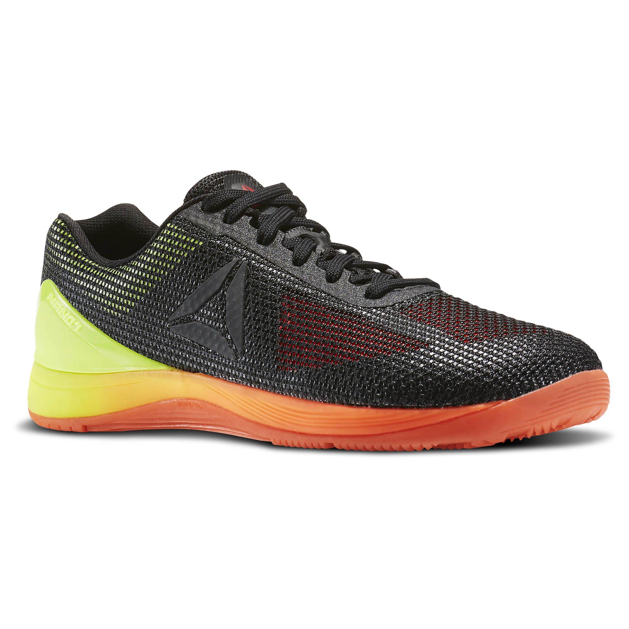 Представляем новейшие кроссовки Reebok CrossFit Nano 7.0