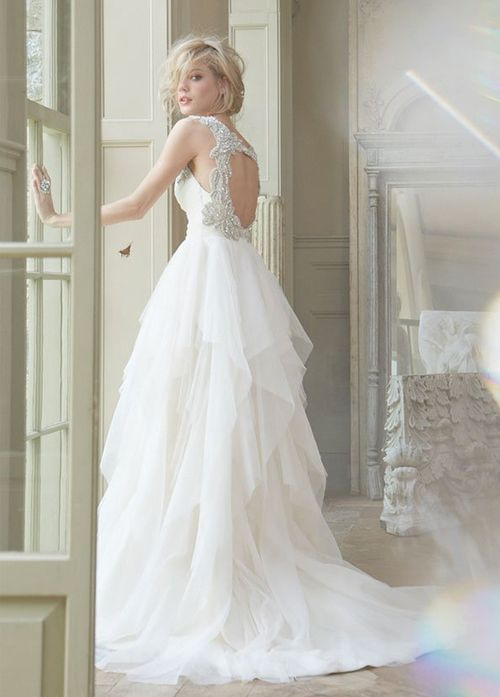 Ana Rosa. Goal for wedding...no back fat. So maybe I can wear ...