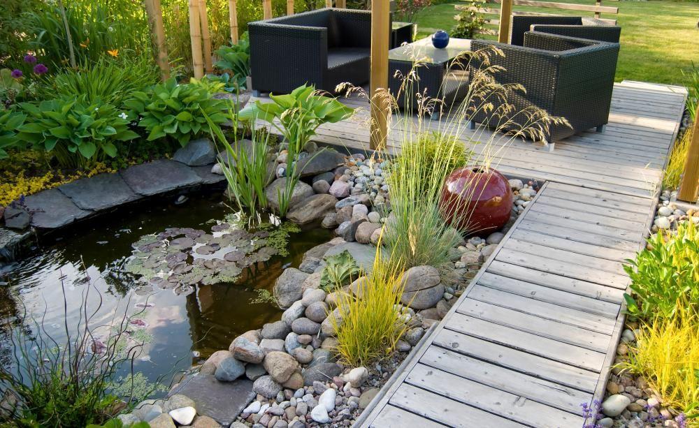 Von Der Terrasse In Den Garten So Gelingt Ein Schoner Ubergang Landschaftsbau Ideen Gartengestaltung Und Landschaftsgestaltung