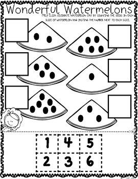 Early Finishers Activities August Kindergarten Back to