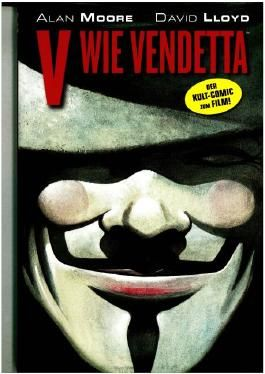 V wie Vendetta Comic