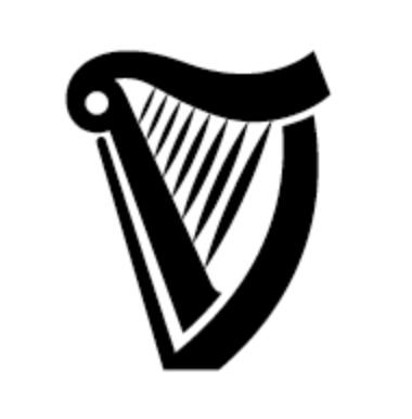Guinness Harp Tattoo Irish Harp Tattoo Irish Tattoos Irish Harp