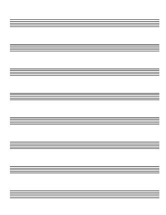 Slobbery image inside free printable drum sheet music