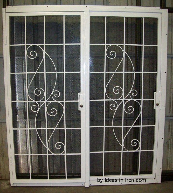 Patio Doors Entry Doors Double Doors Wrought Iron Doors