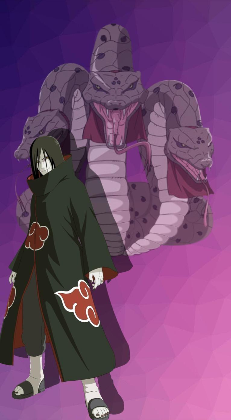 Anime Wallpapers Orochimaru Iphone Wallpapers Requested Naruto Shippuden Anime Anime Anime Naruto