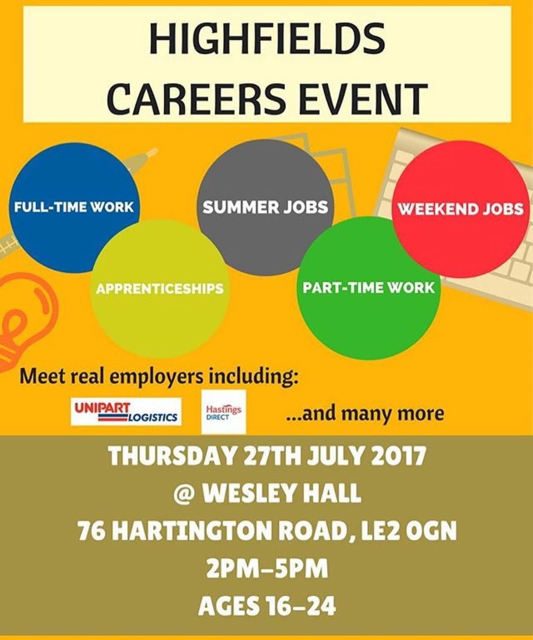 By Careerseducationservice Join Us At Our Next Careers Event In