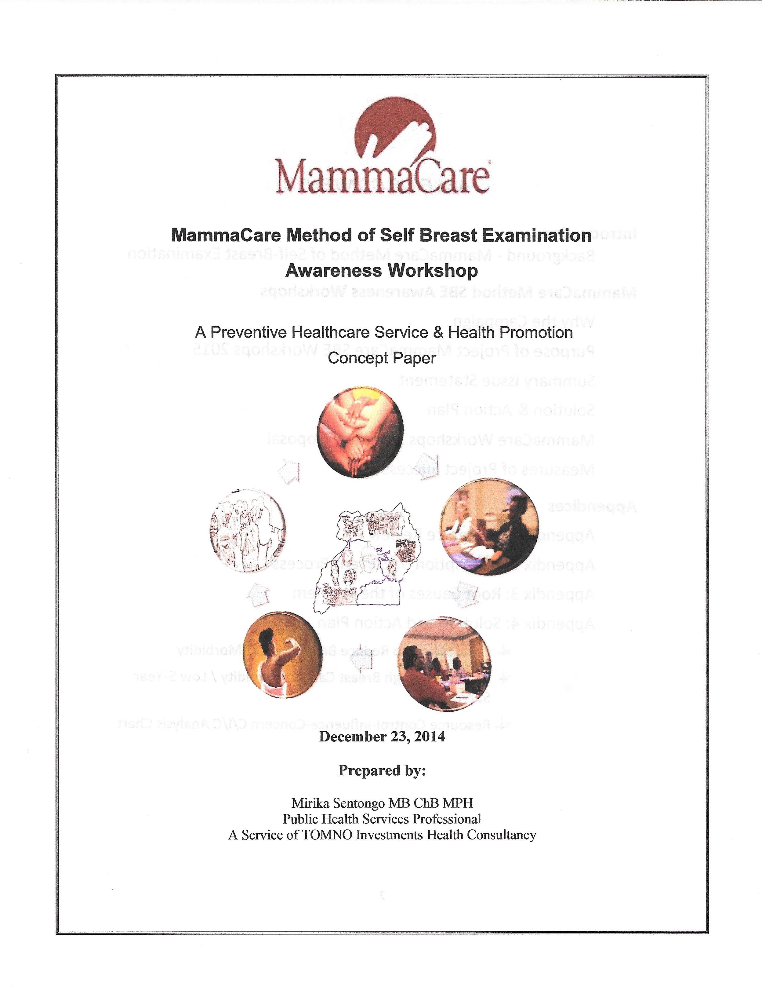 Pin on mammacare method of selfbreast examination a