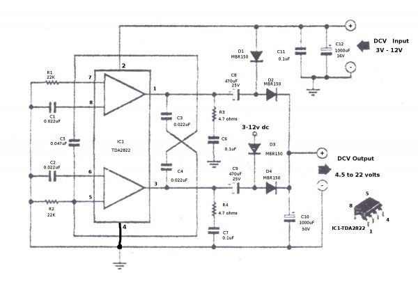 To 12v Dcdc Stepup Converter By Lt1618 Electronic Circuits Diagram  Pin Dmx Wiring Diagram on 12 pin wiring diagram, stage pin wiring diagram, 3 wire wiring diagram, 4 pin wiring diagram, 3 pin cable, 7 pin wiring diagram, 3 lamp wiring diagram, 24 pin wiring diagram, 5 pin wiring diagram, 6 pin wiring diagram, 3 pin power, 10 pin connector wiring diagram, 3 pin plug, 3 pin relay diagram, 3 pin switches diagram, 3 phase wiring diagram, 8 pin wiring diagram, 3 pin switch diagram, 3 pin alternator diagram, 9 pin wiring diagram,