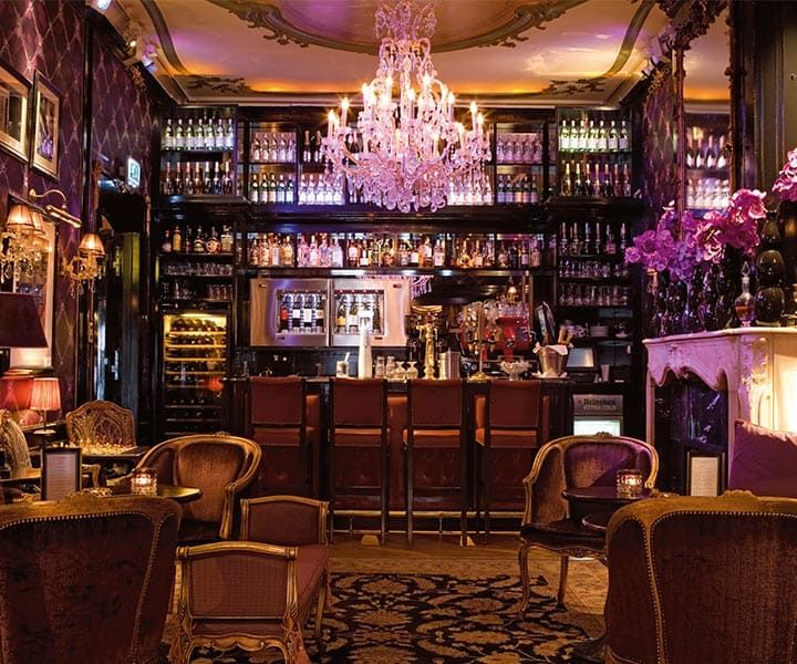 LOUNGE BAR - The Toren Amsterdam - By the Pavilions   Best ...